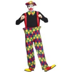 Clown Hooped outift