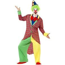 La Circus Clown kostuum
