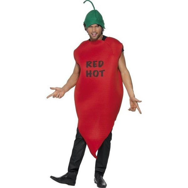 Chilli Peper kostuum