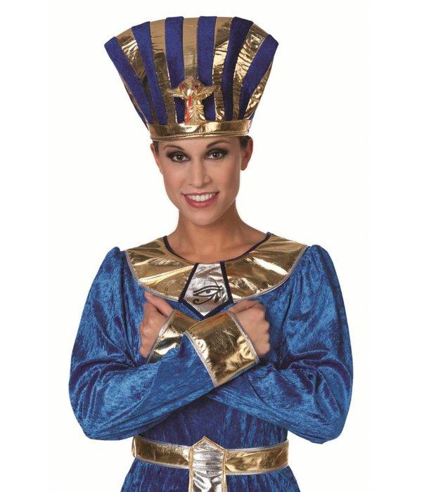 Farao hoed dame