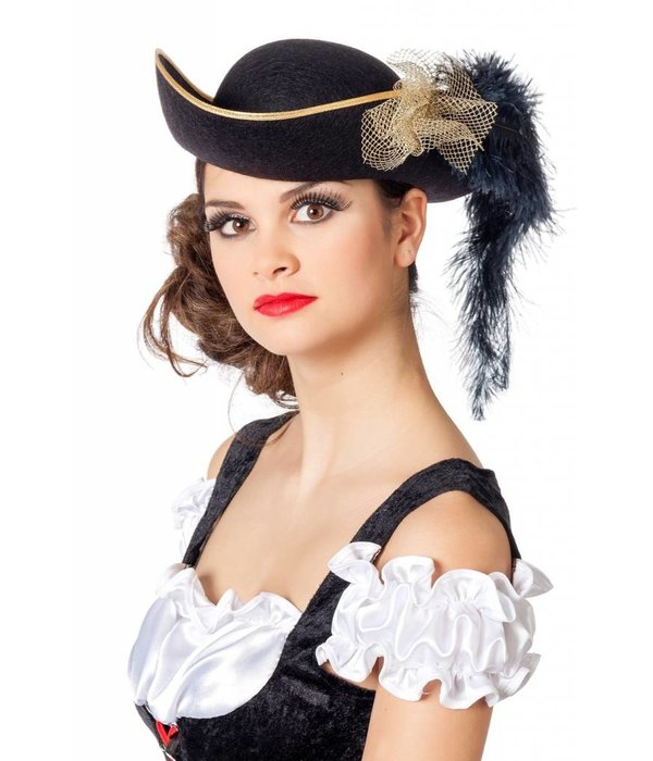 Piratenhoed chique dame