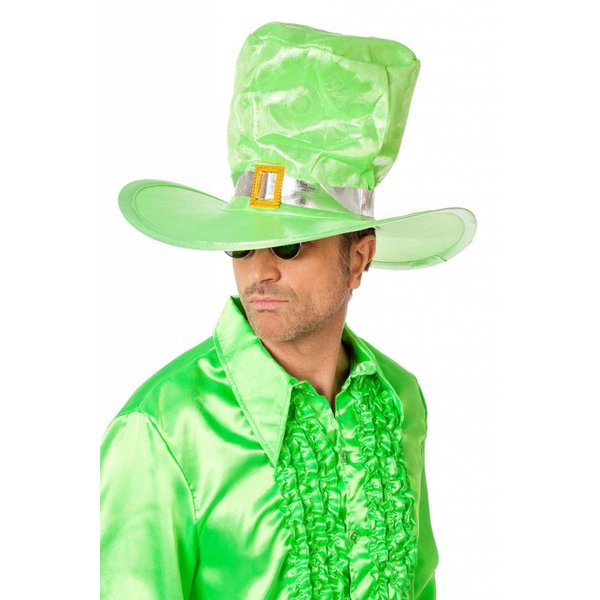 Bling Bling hoed groen