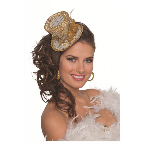 Mini glamour hoedje elite