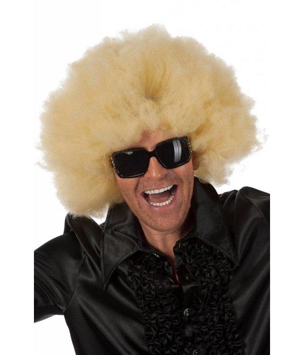 Afro Carlo blond
