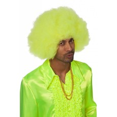 Afro Carlo geel
