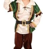 Robin Hood verkleedpak kind elite