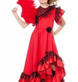Spaanse jurk kind Carmen elite