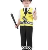 Politie pakje kind Engels
