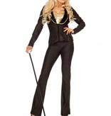 Vegas Girl kostuum elite