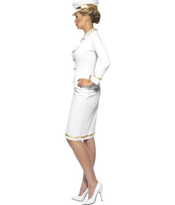Officier dames verkleedkleding