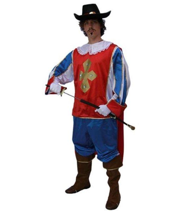 Kostuum Musketier Randolf