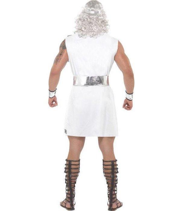 Zeus kostuum man
