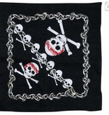 Bandana piraten schedel
