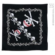 Bandana piraten schedel