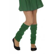 Beenwarmers groen
