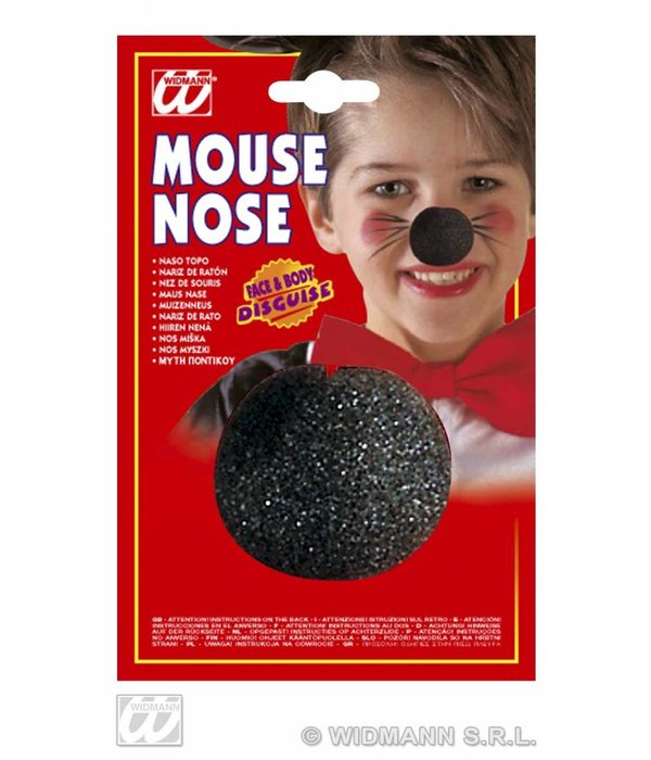 Neus muis spons