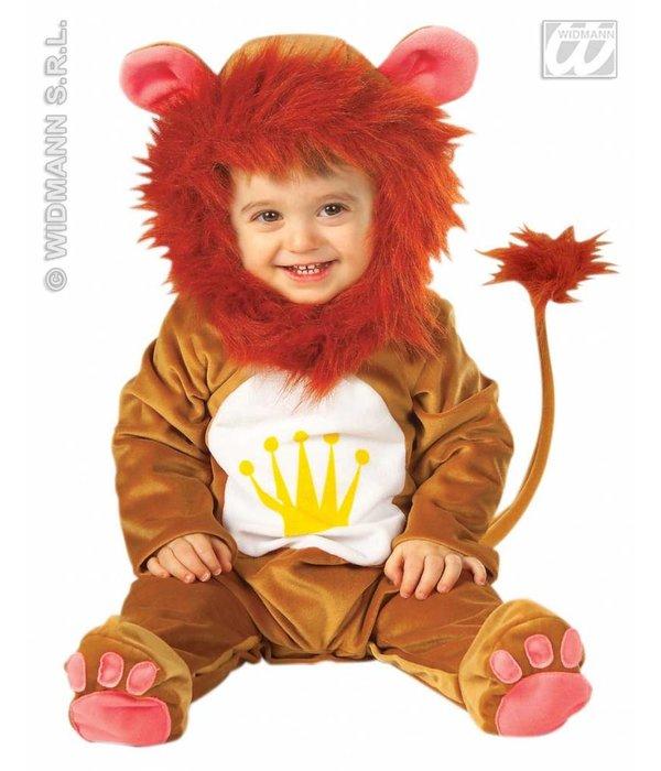 Baby leeuwenpakje