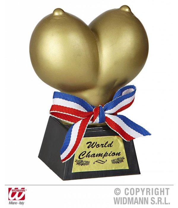 Gouden borsten award
