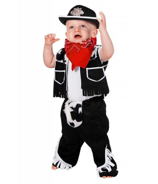 Cowboy pakje Baby Texas
