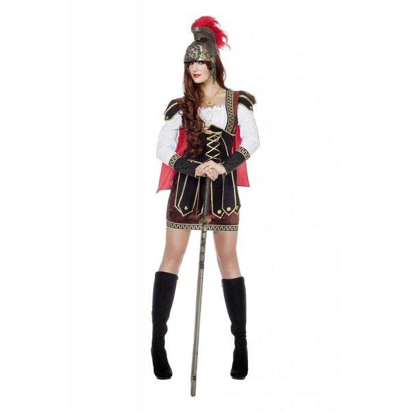Romeinse warrior dame