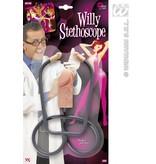Stethoscoop piemel