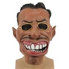 Masker stoere Rapper