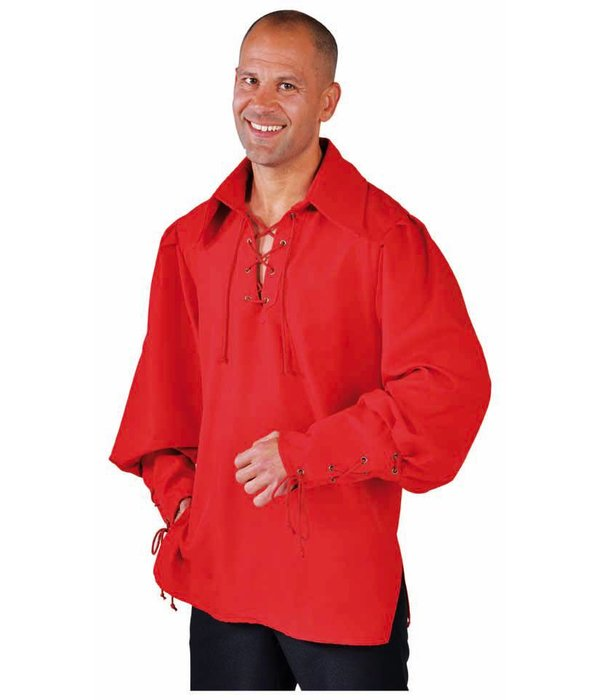 Zorro blouse elite rood