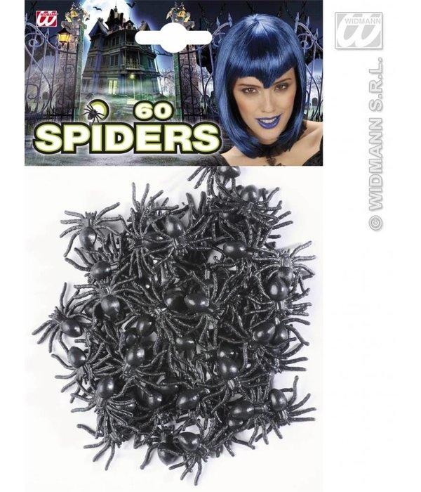 Set van 60 spinnen