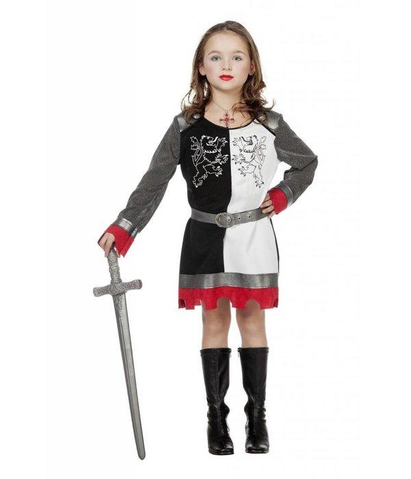 Ridder verkleedkleding meisje