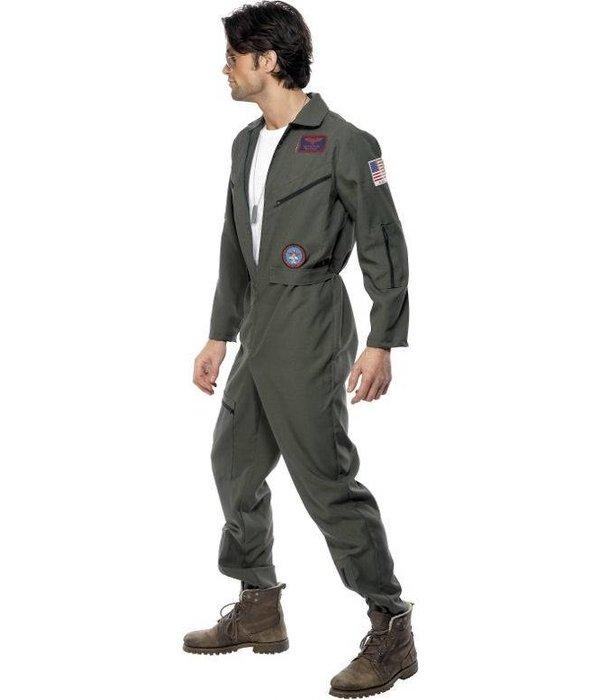 Top Gun Jumpsuit kostuum