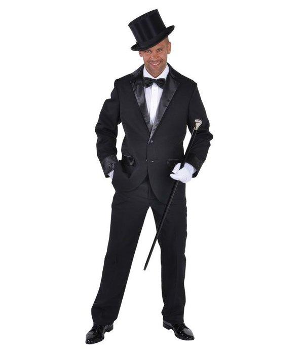 Colbert glamour zwart Elite