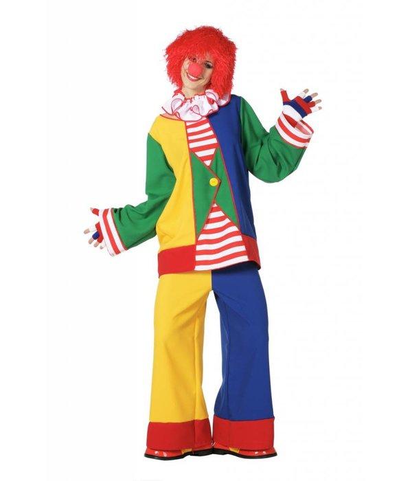 Clown dame