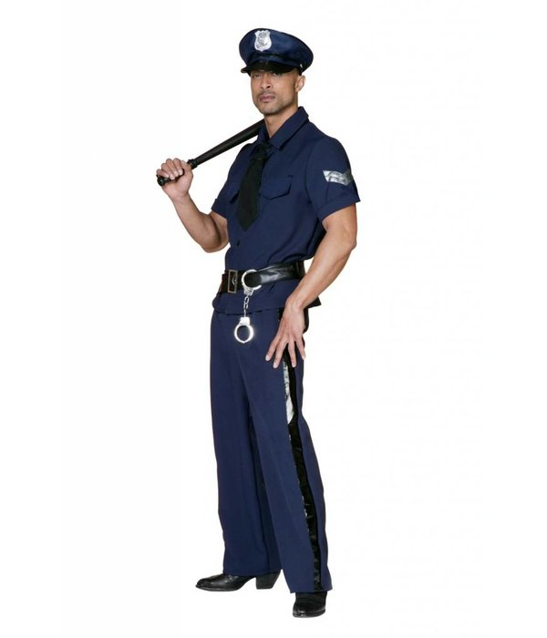 Police man outfit USA