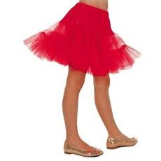 Petticoat lang rood kind