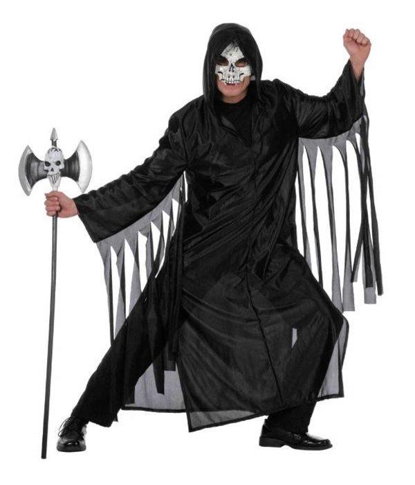 Halloween geest cape volwassenen