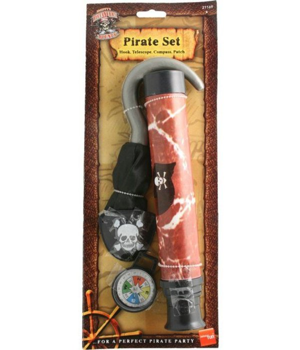Piratenset Arwin