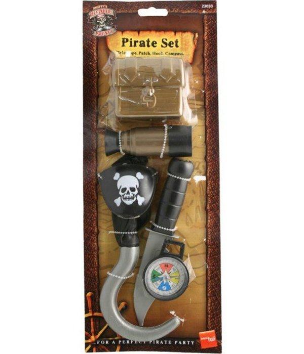 Piratenset Darwin