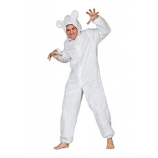 Beren kostuum wit