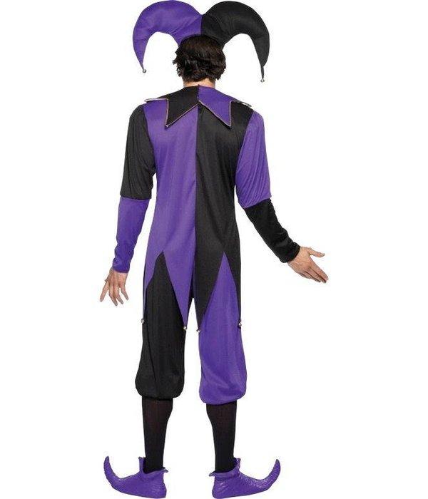 Middeleeuwse nar kostuum