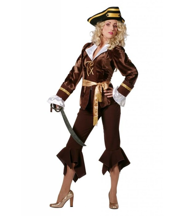 Wench of the Waves Piratenpak vrouw