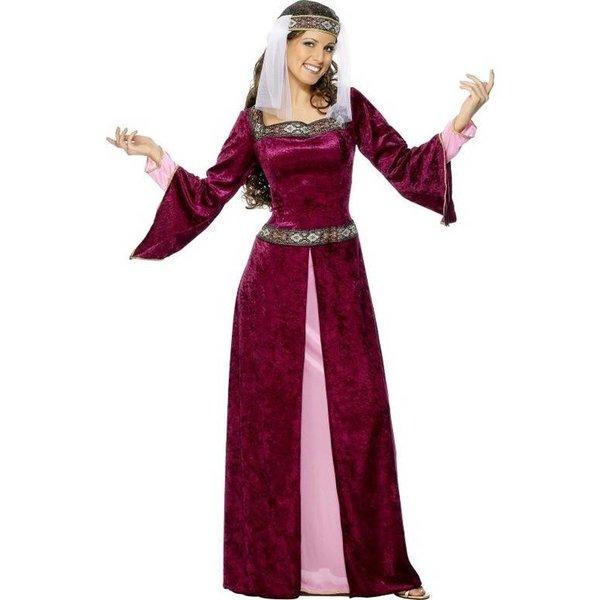 Lady Marion verkleedkleren Ava