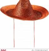 Sombrero oranje 48cm