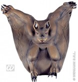 Wanddecoratie vleermuis
