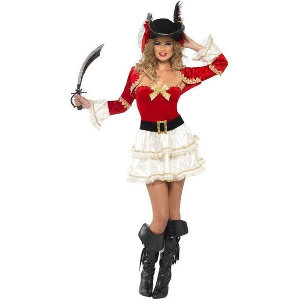 Fever Boutique Piratenvrouw kostuum
