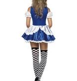 Fever Alice in Wonderland kostuum