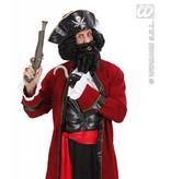 Ouderwets Piratenpistool 43cm