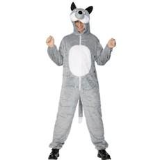 Wolven verkleedpak