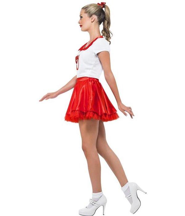 Sandy Cheerleader kostuum