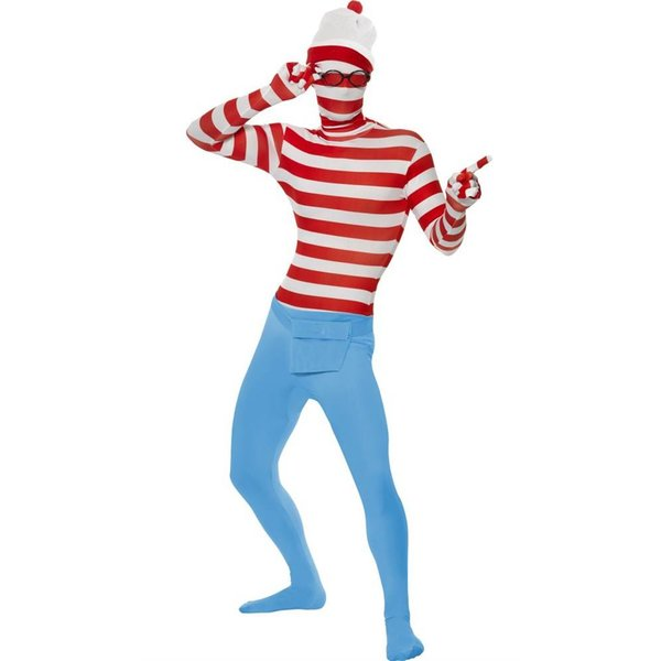 Waar is Wally second skin pak