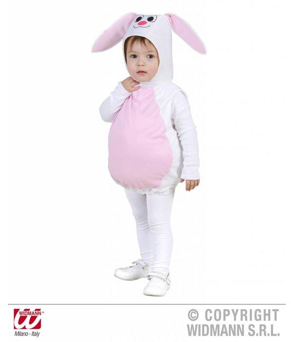 opgevuld konijnenpakje kind